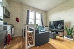 Beautiful Studio located seconds from the Journal Square Path!  Laundry/Elevator Building! Pets Welcome!