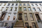 Fantastic 20-foot-wide Italianate limestone townhouse in the heart of Park Slope.